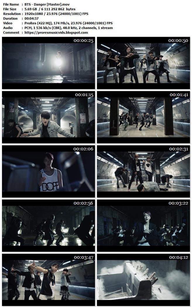 BTS – Danger