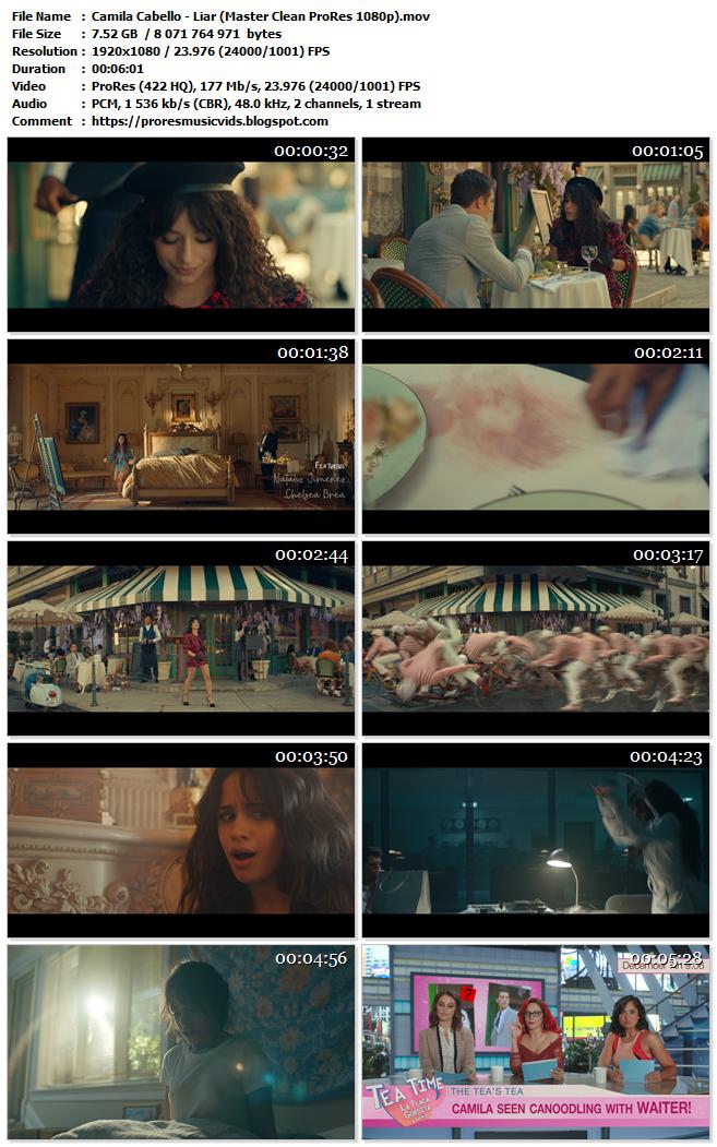 Camila Cabello – Liar