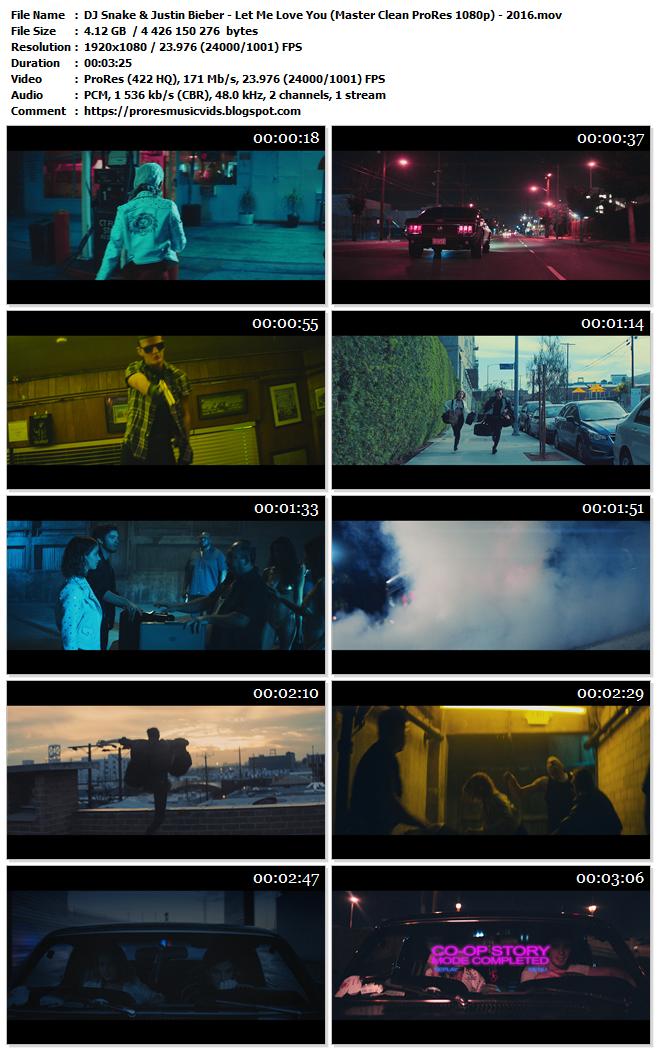 DJ Snake & Justin Bieber – Let Me Love You