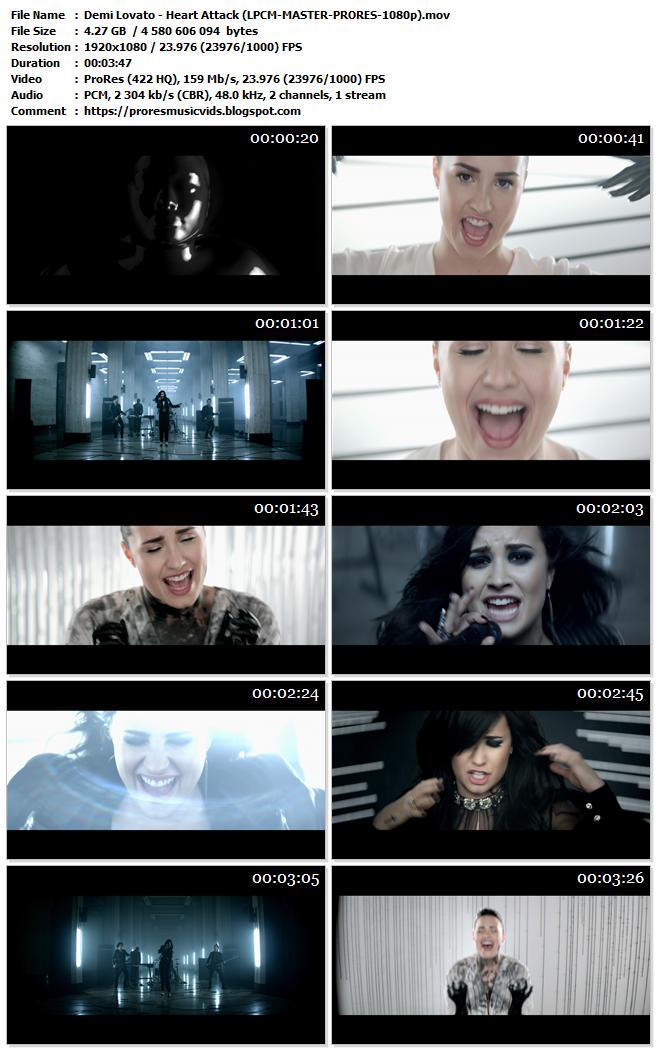 Demi Lovato – Heart Attack