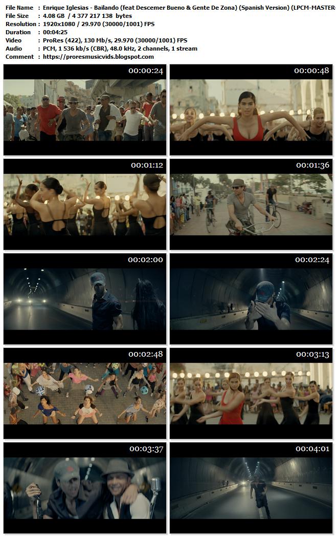 Enrique Iglesias – Bailando (feat Descemer Bueno & Gente De Zona) (Spanish Version)