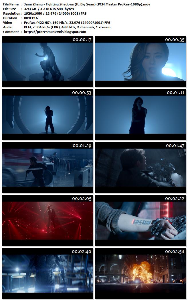 Jane Zhang – Fighting Shadows (ft. Big Sean)