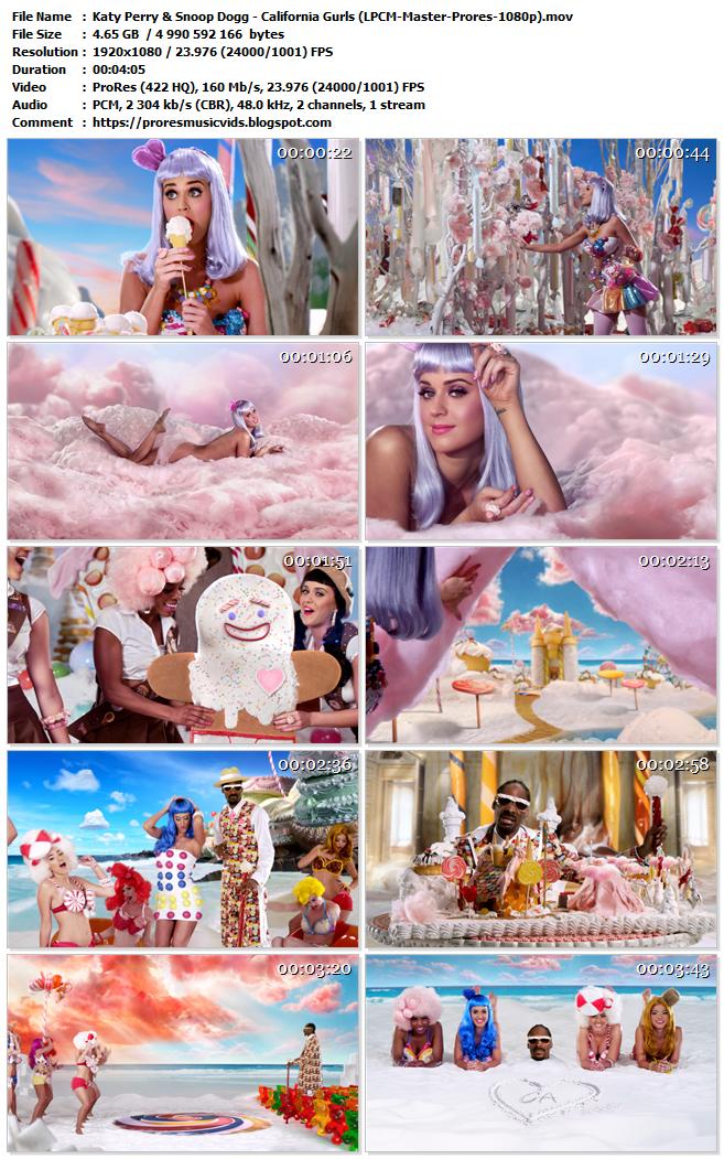 Katy Perry & Snoop Dogg – California Gurls