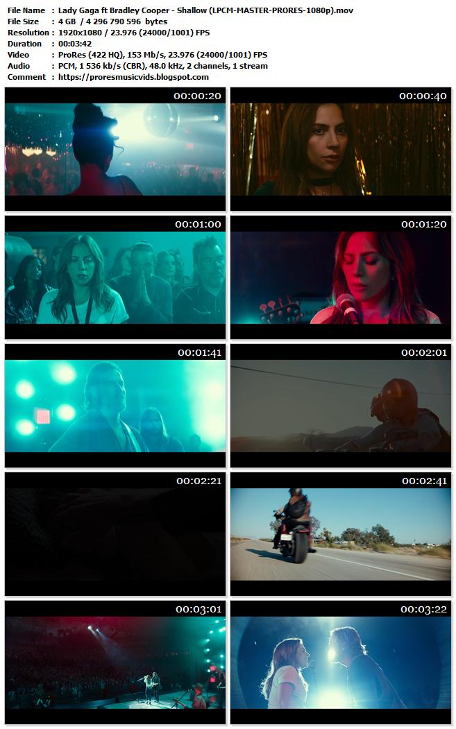 Lady Gaga ft Bradley Cooper – Shallow