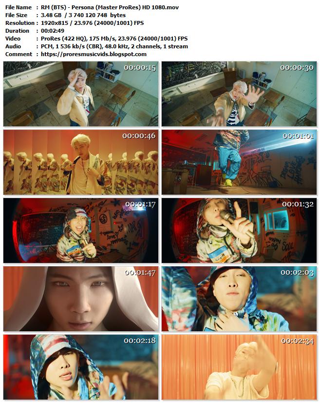 Rap Monster (BTS) – Persona