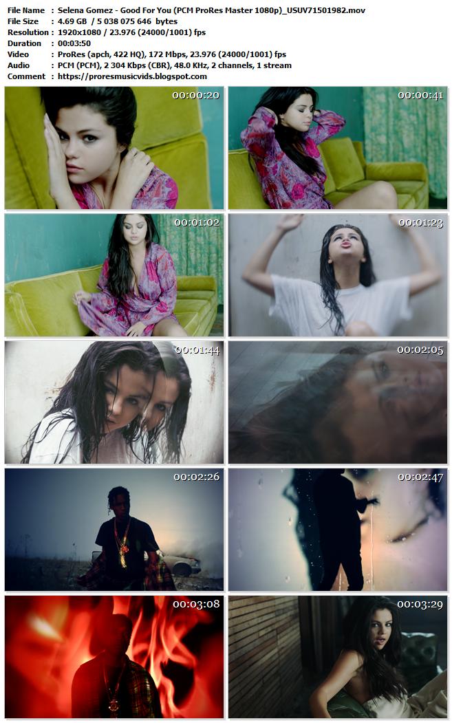 Selena Gomez – Good For You