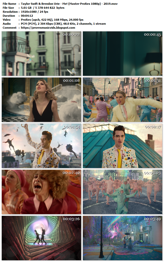 Taylor Swift feat. Brendon Urie – ME!