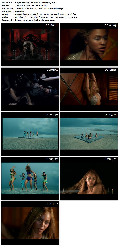 Beyoncé feat. Sean Paul – Baby Boy