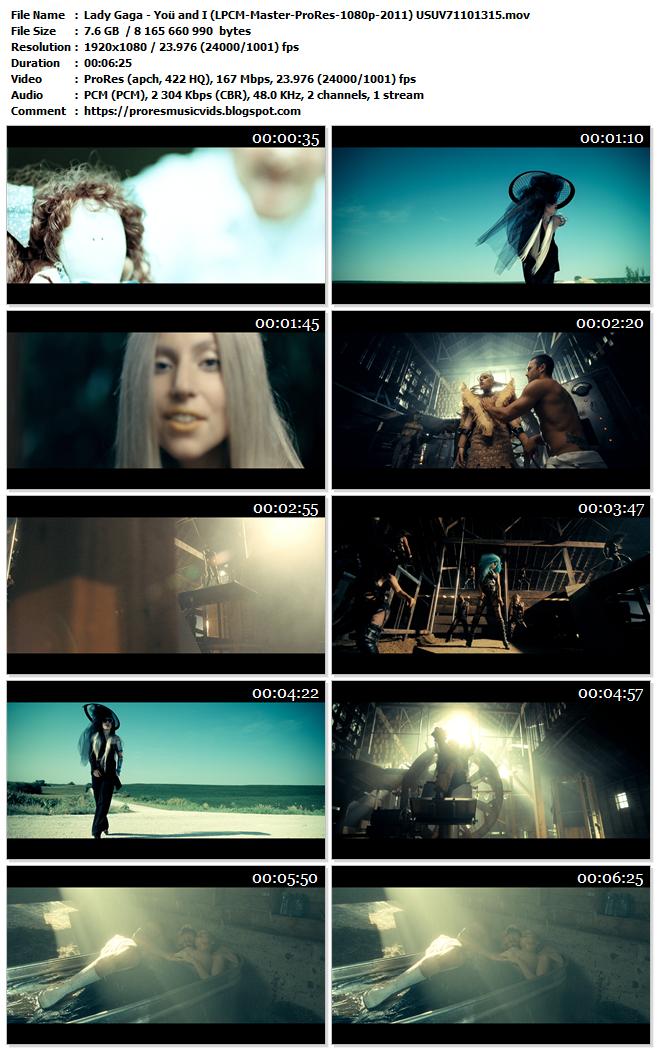 Lady Gaga – Yoü and I