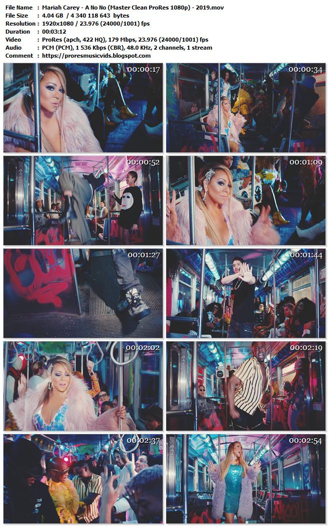 Mariah Carey – A No No