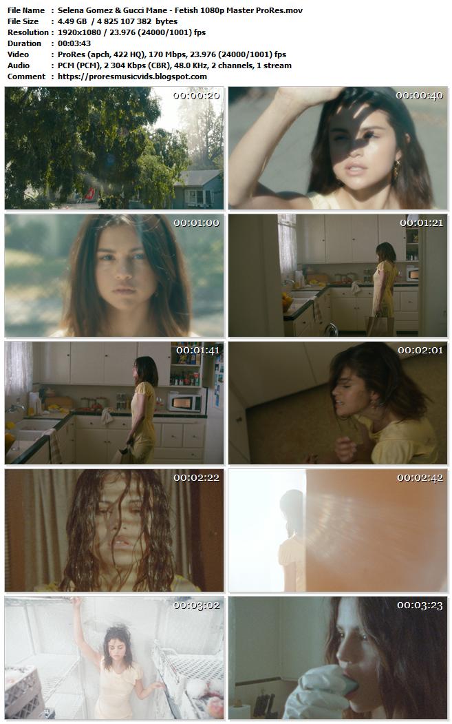 Selena Gomez – Fetish Feat Gucci Mane