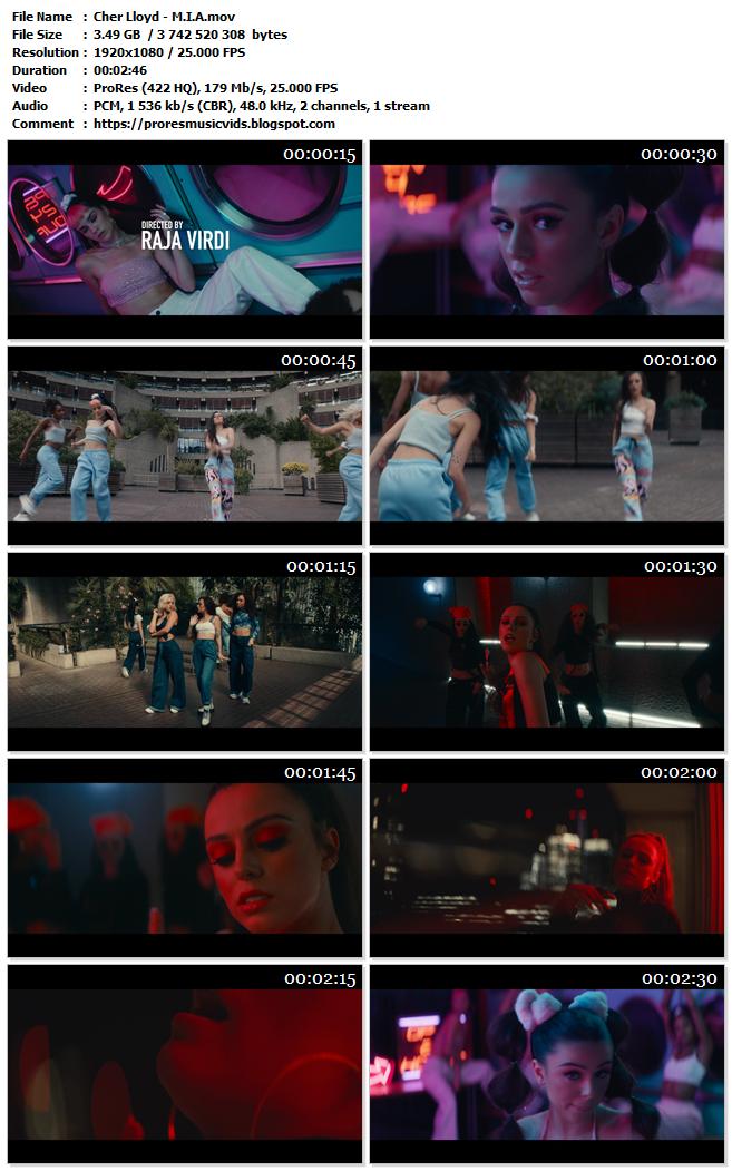 Cher Lloyd – M.I.A.