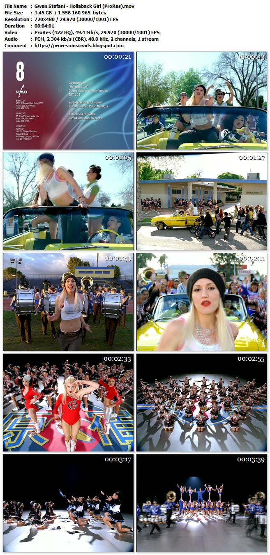 Gwen Stefani – Hollaback Girl