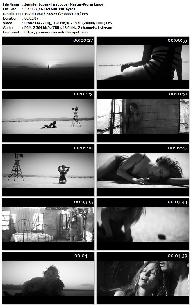 Jennifer Lopez – First Love
