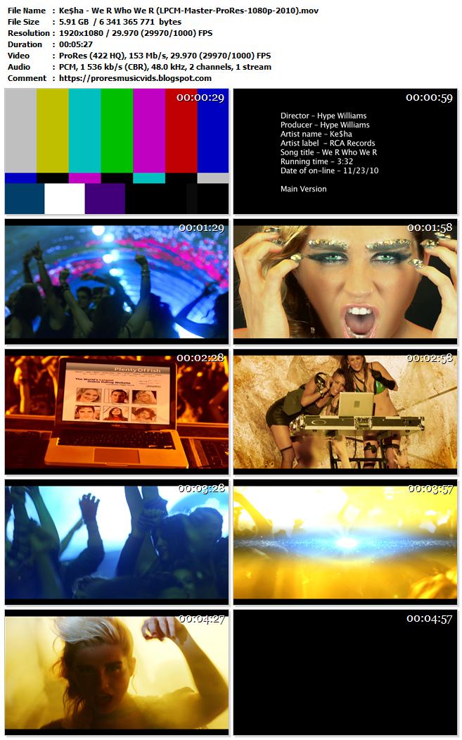 Ke$ha – We R Who We R