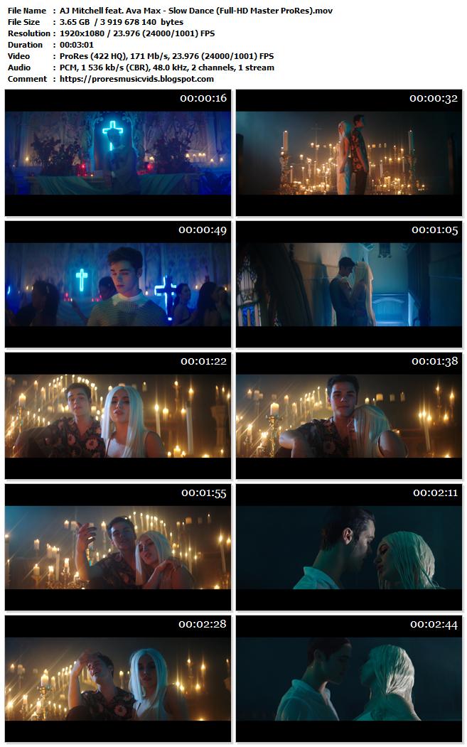 AJ Mitchell feat. Ava Max – Slow Dance