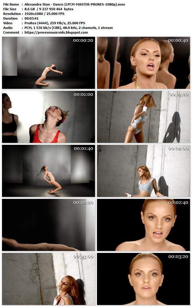 Alexandra Stan – Dance