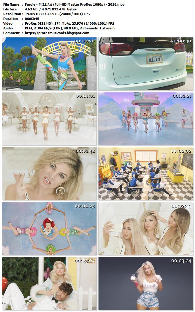 Fergie – M.I.L.F.$