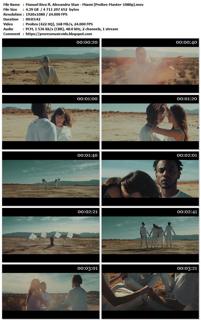 Manuel Riva ft. Alexandra Stan – Miami