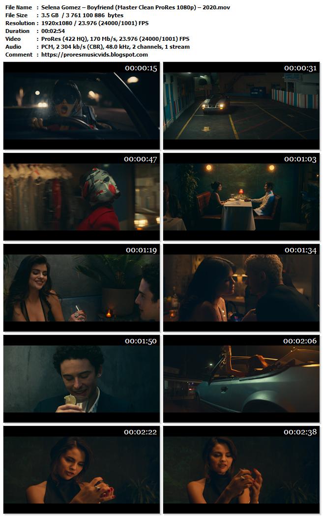Selena Gomez – Boyfriend