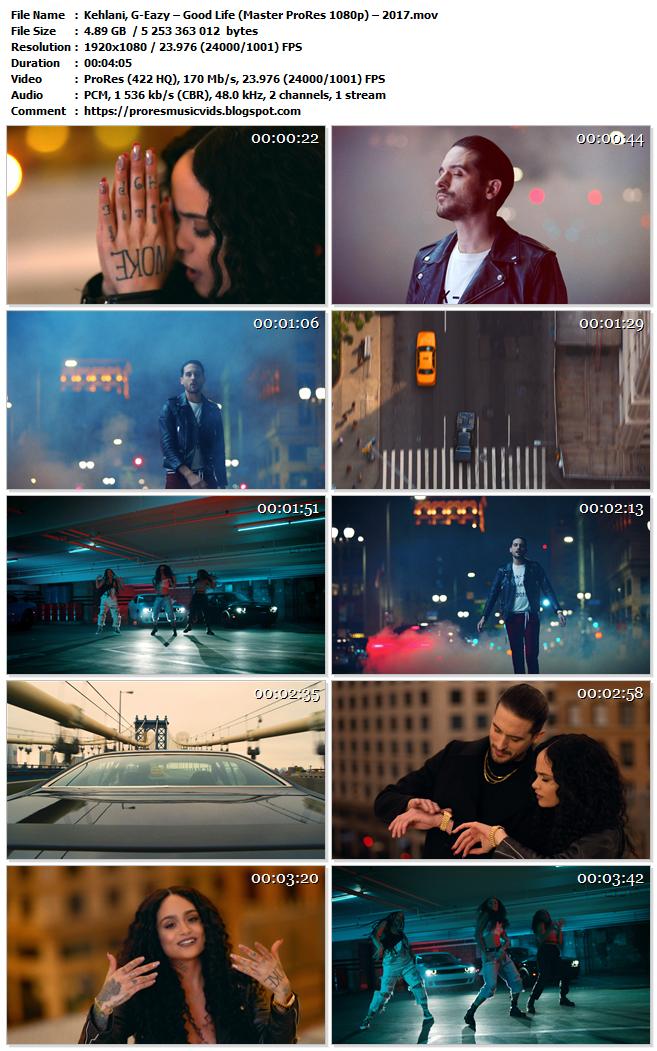 Kehlani, G-Eazy – Good Life