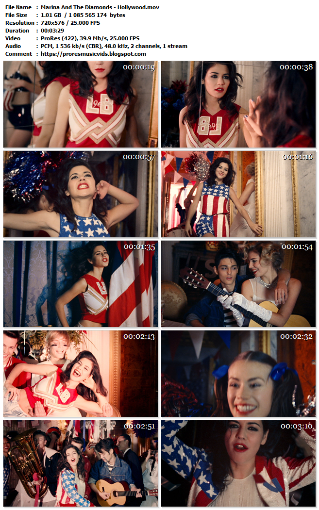 Marina And The Diamonds – Hollywood