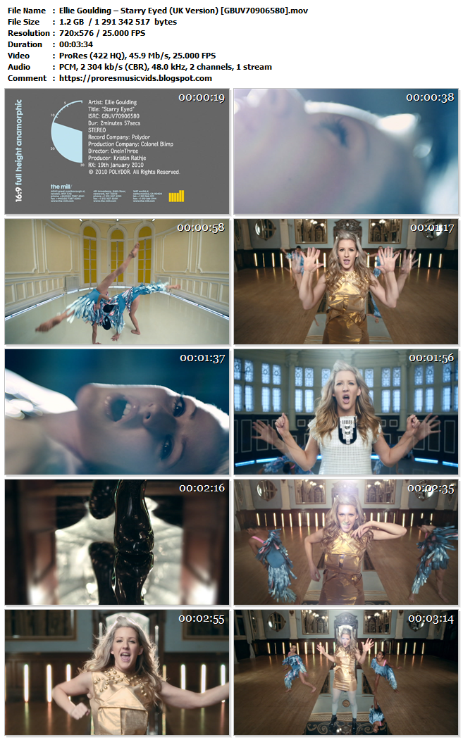 Ellie Goulding – Starry Eyed