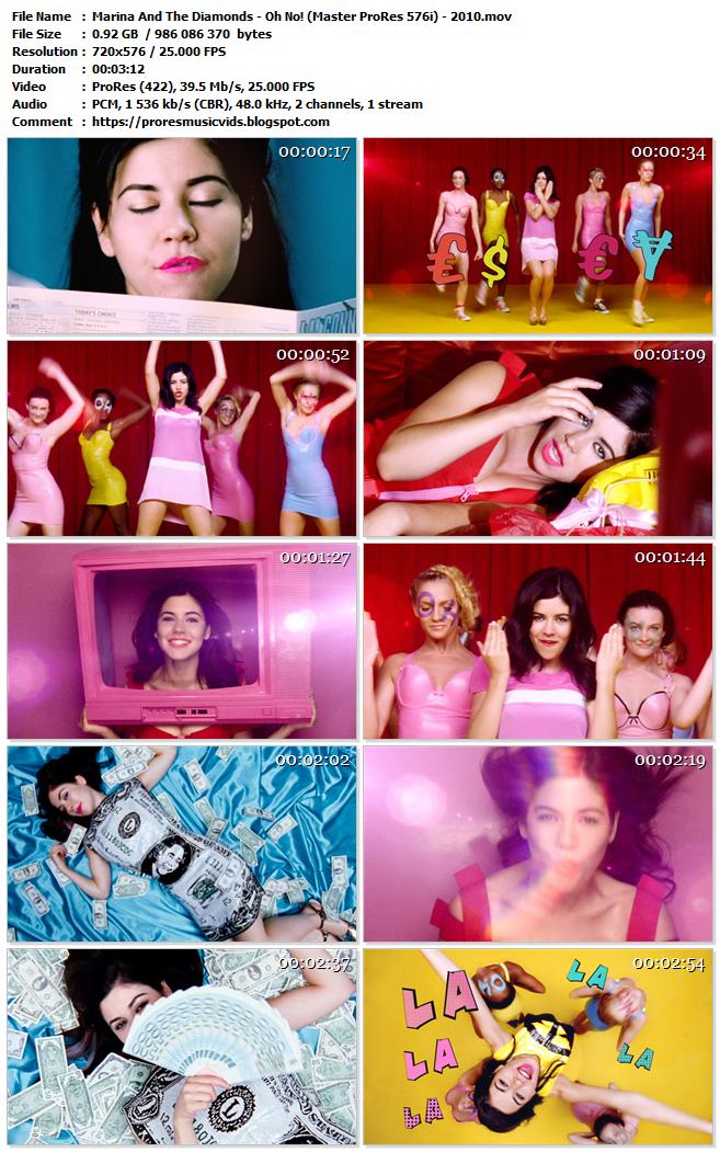 Marina And The Diamonds – Oh No!