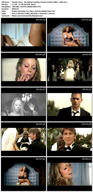 Mariah Carey – We Belong Together