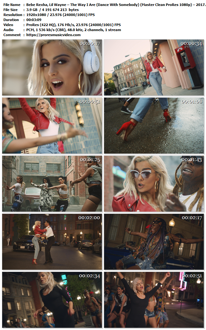 Bebe Rexha, Lil Wayne – The Way I Are (Dance With Somebody)