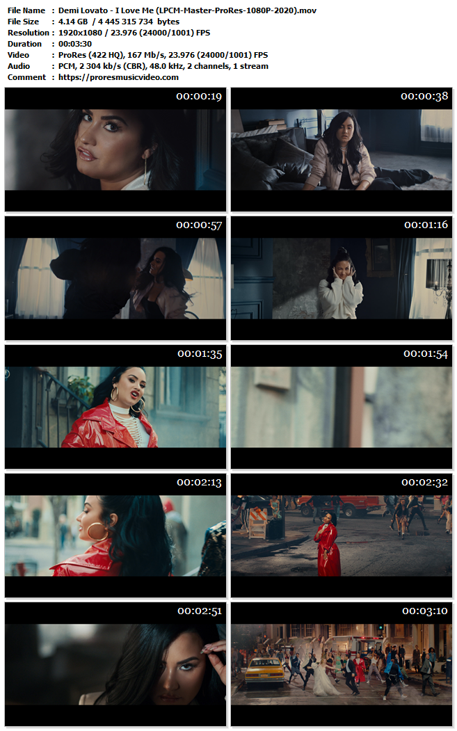 Demi Lovato – I Love Me