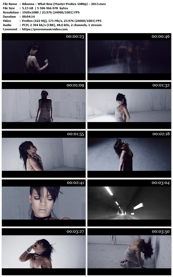 Rihanna – What Now