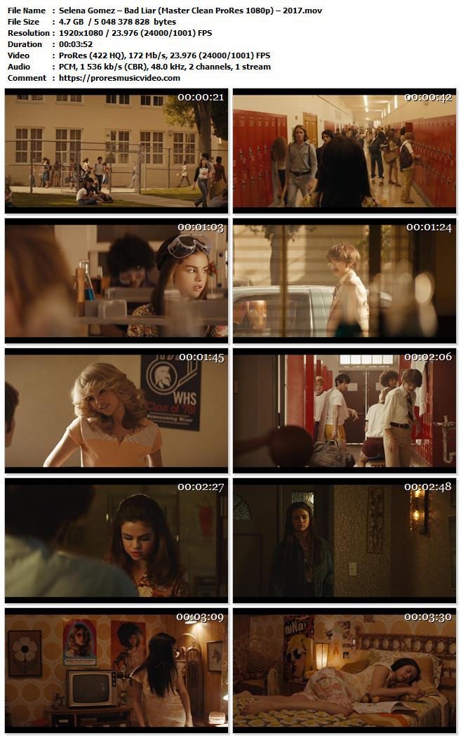 Selena Gomez – Bad Liar