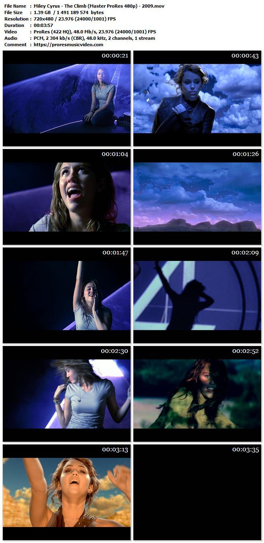 Miley Cyrus – The Climb