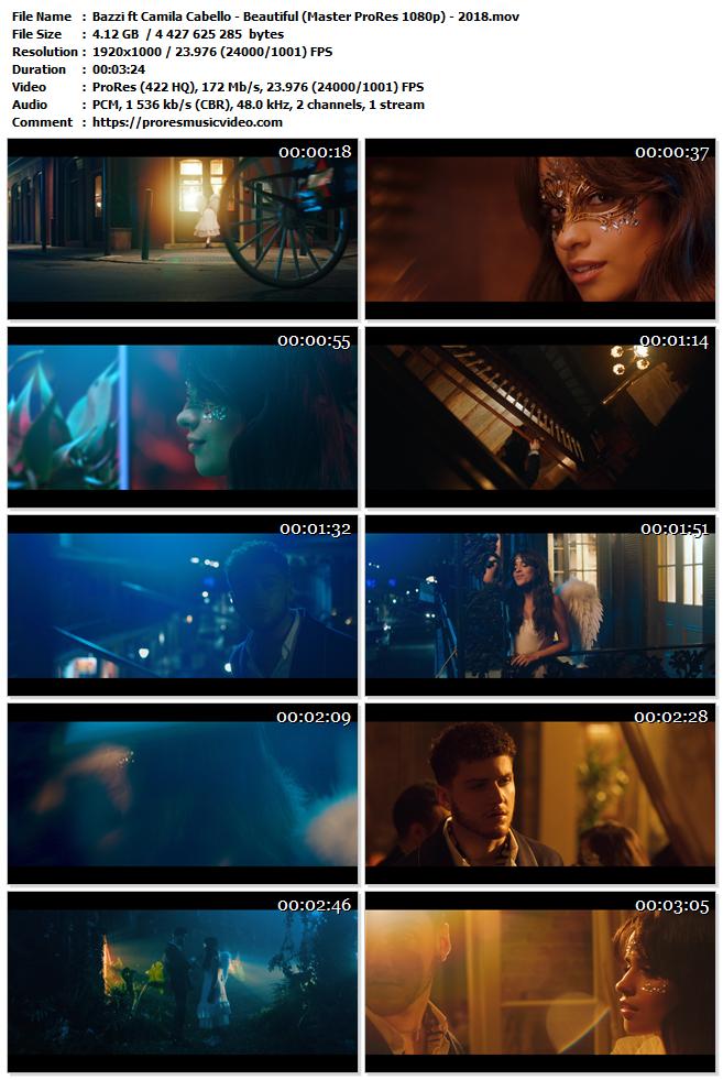 Bazzi ft. Camila Cabello – Beautiful (VIP)