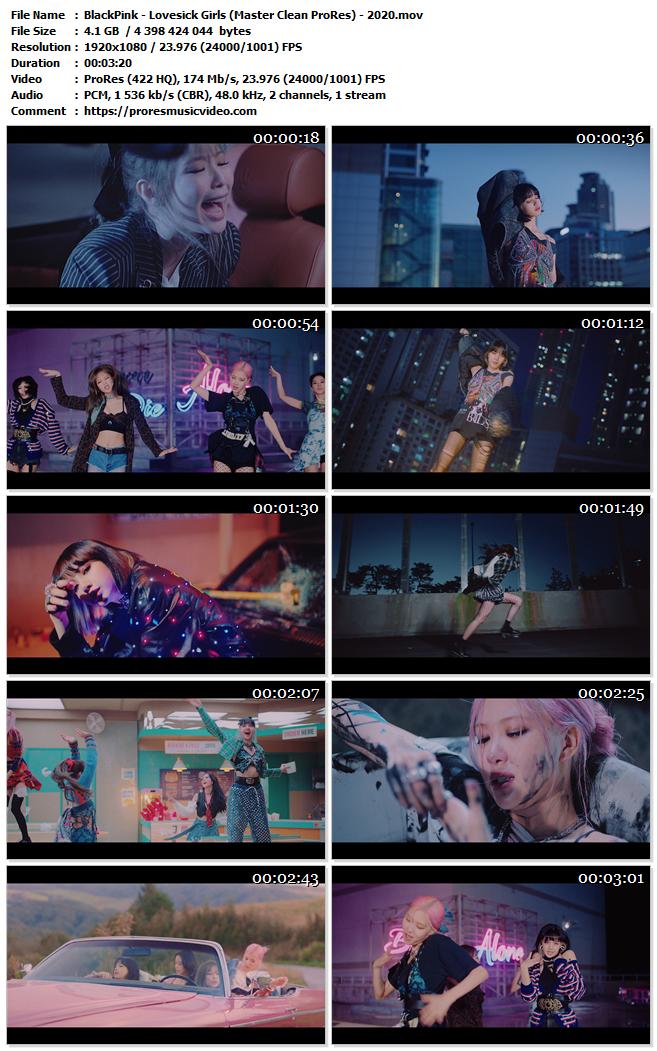 BlackPink – Lovesick Girls (VIP)