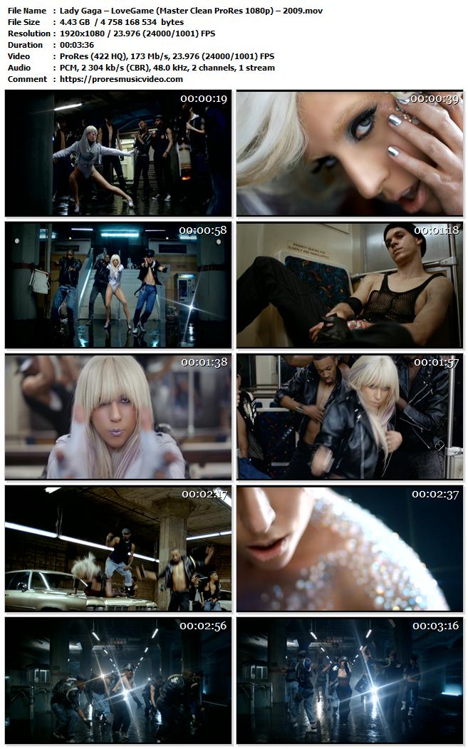 Lady Gaga – LoveGame