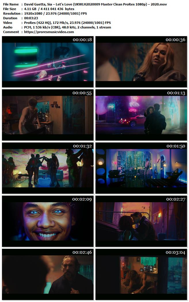 David Guetta, Sia – Let's Love (Exclusive)