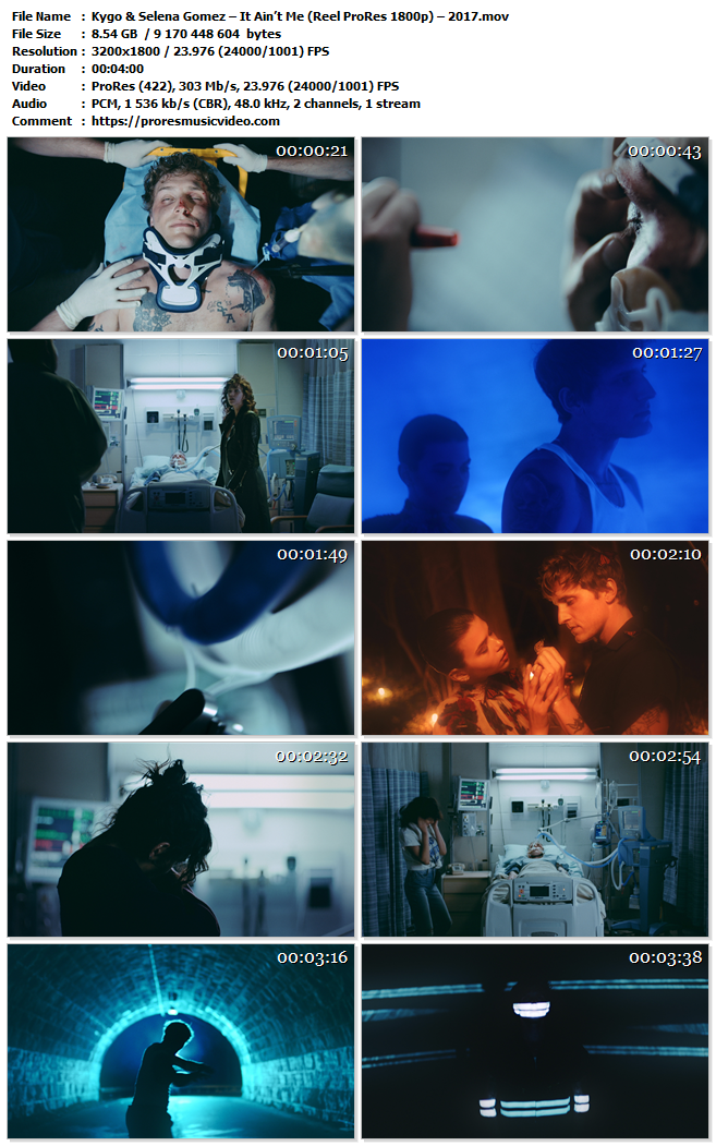 Kygo & Selena Gomez – It Ain't Me