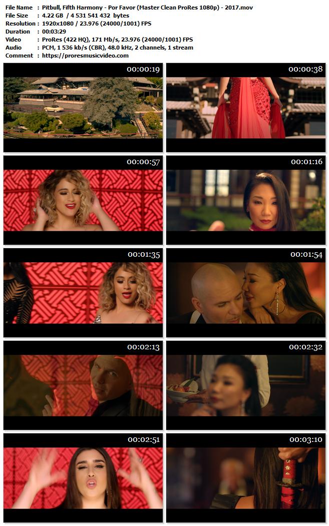 Pitbull, Fifth Harmony – Por Favor