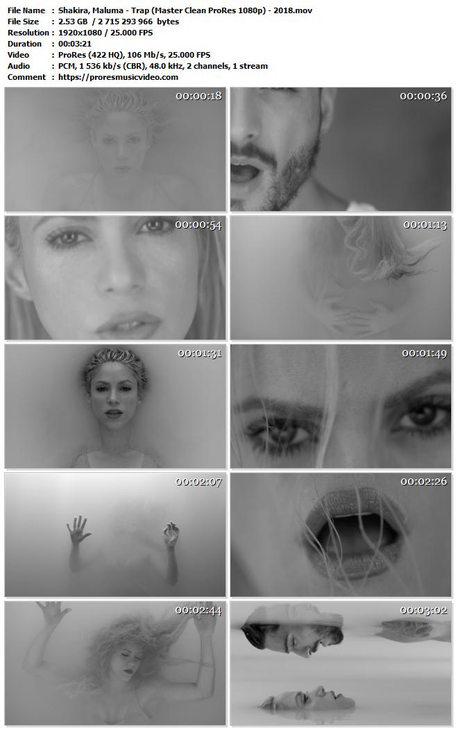 Shakira, Maluma – Trap