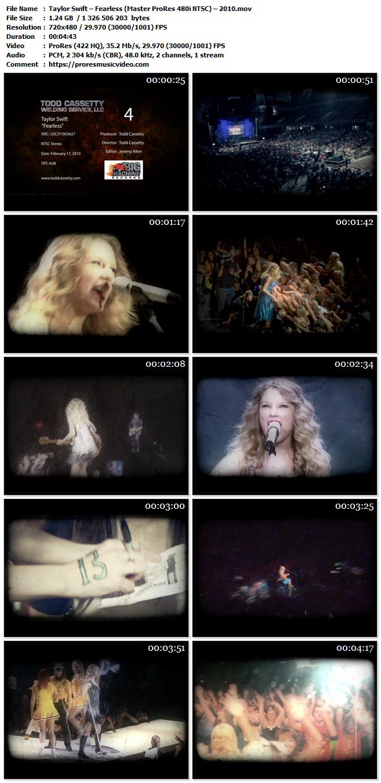 Taylor Swift – Fearless