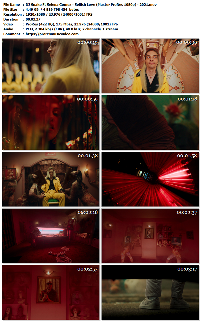 DJ Snake Ft Selena Gomez – Selfish Love (Exclusive)