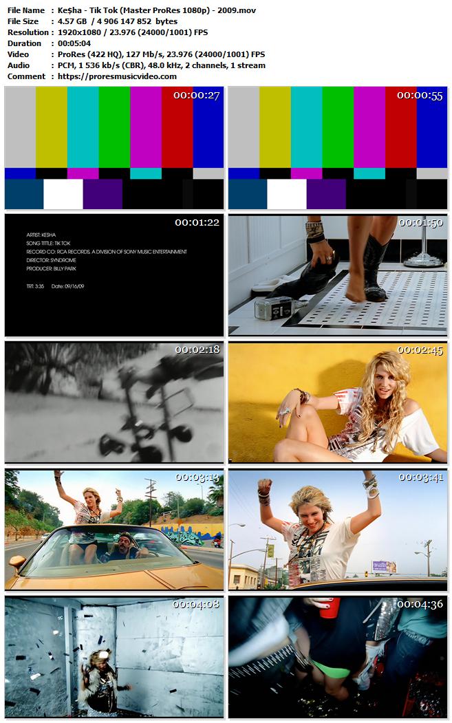 Ke$ha – Tik Tok (VIP)