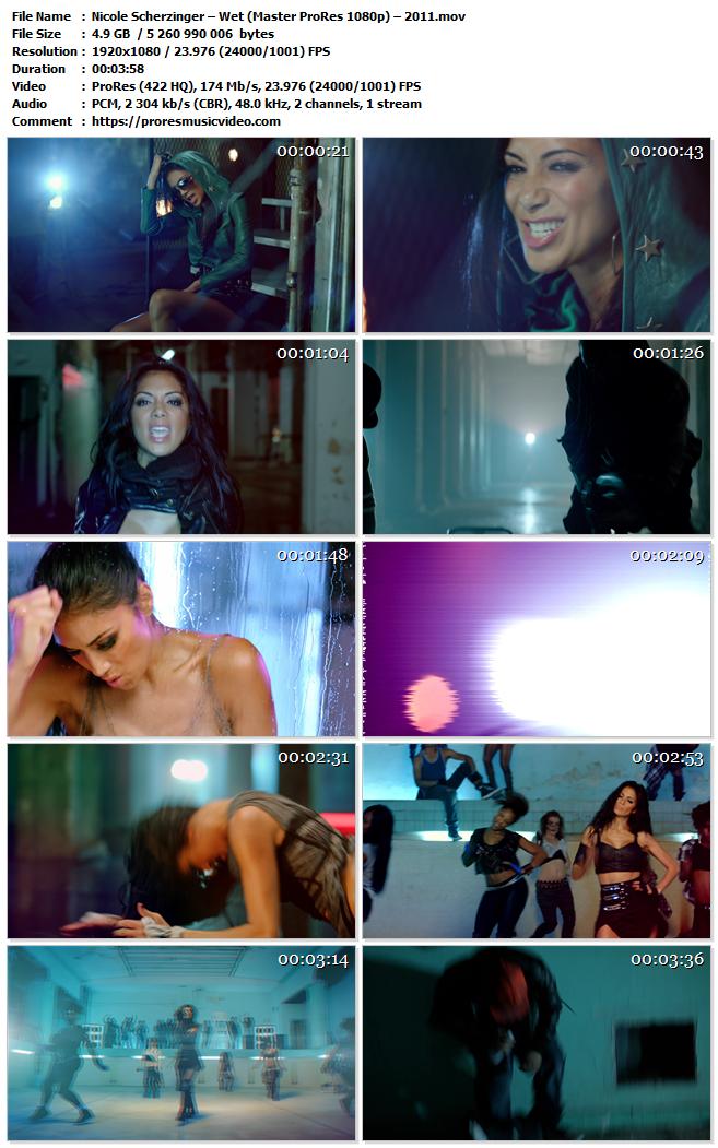 Nicole Scherzinger – Wet (VIP)
