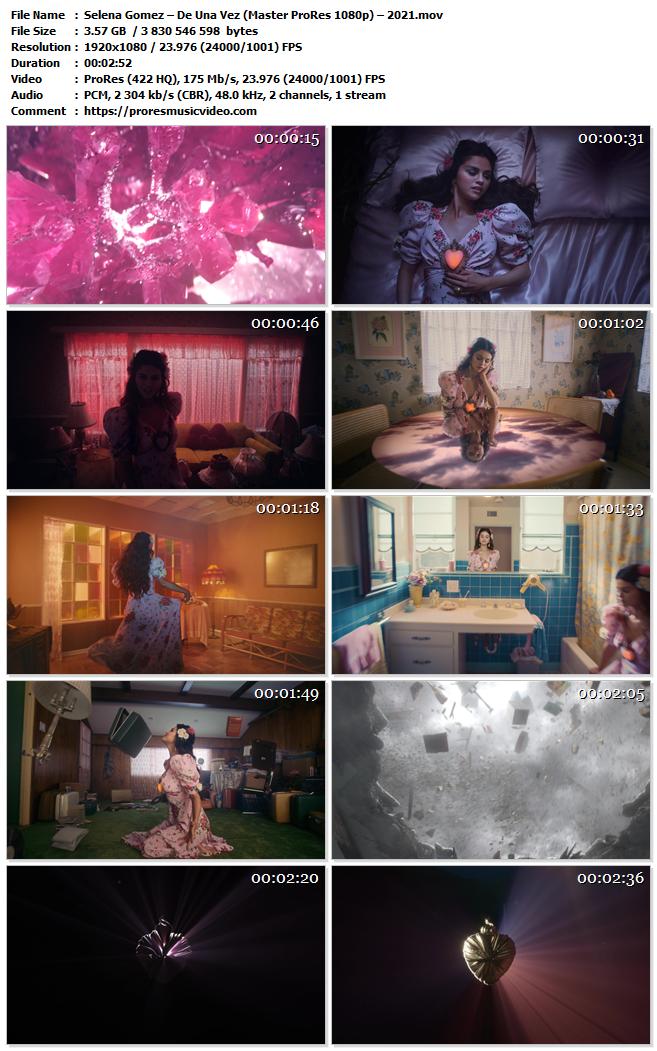 Selena Gomez – De Una Vez (Exclusive)