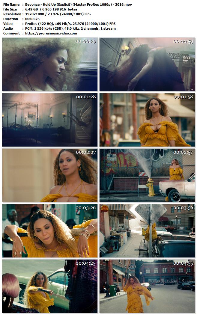 Beyoncé – Hold Up (Explicit) (Exclusive)
