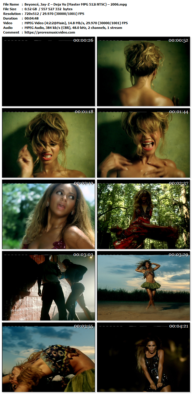 Beyoncé, Jay-Z – Deja Vu