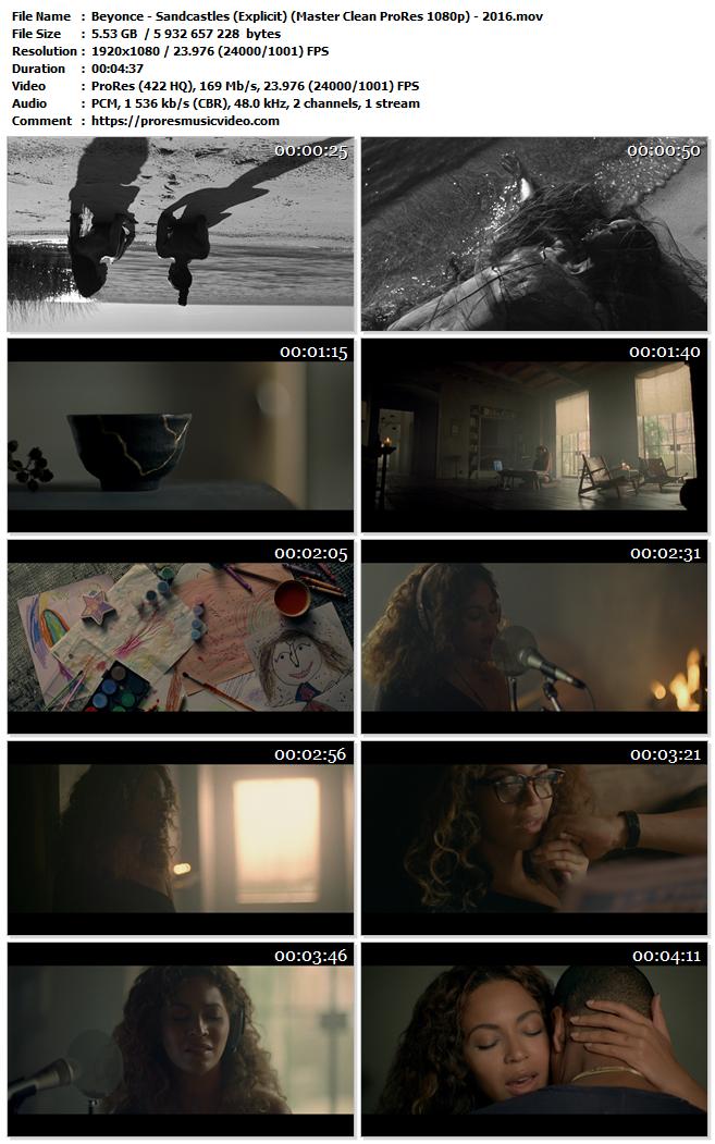 Beyoncé – Sandcastles (Explicit) (Exclusive)