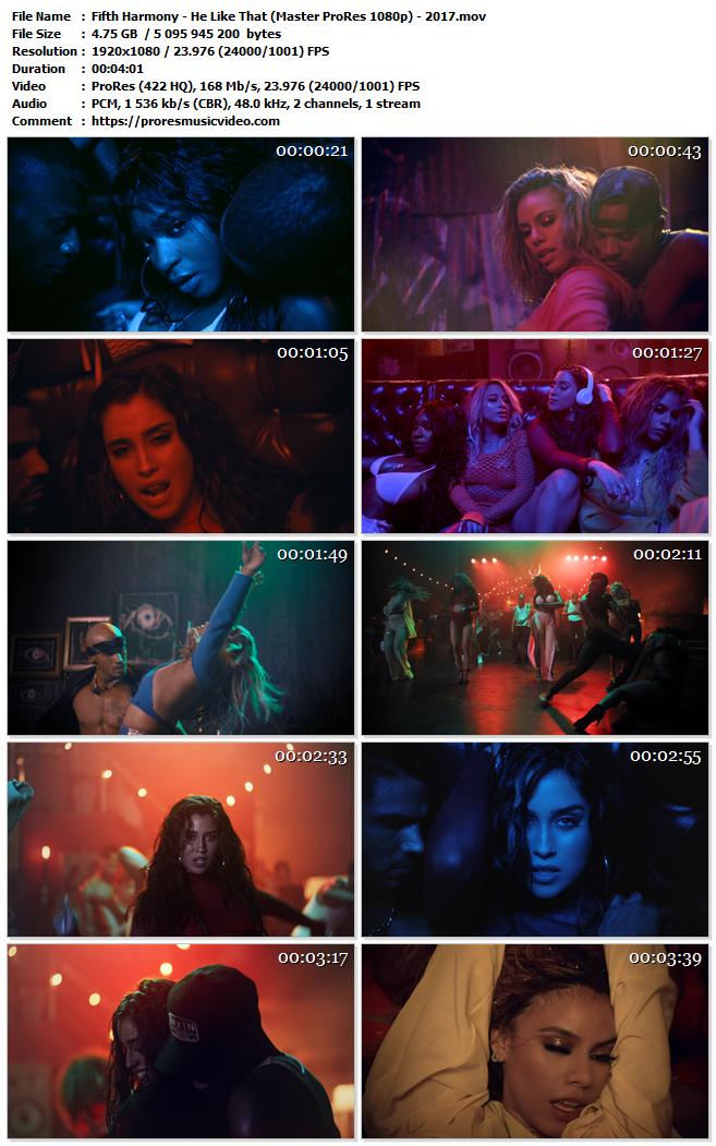 Fifth Harmony – He Like That (Exclusive)